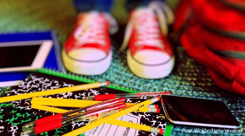 Schulstart - gegen Schulstress, für Sicherheit, Schulbedarf - Bild von Stiften & Co. zum Beitrag Schulstart 2017 - Tipps